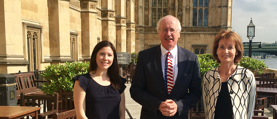 AOP Honorary Associates - our advocates in Parliament
