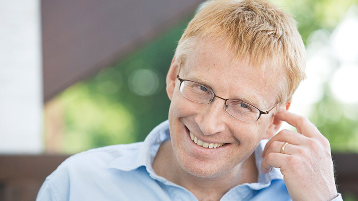 Phil Hammond comedian and author
