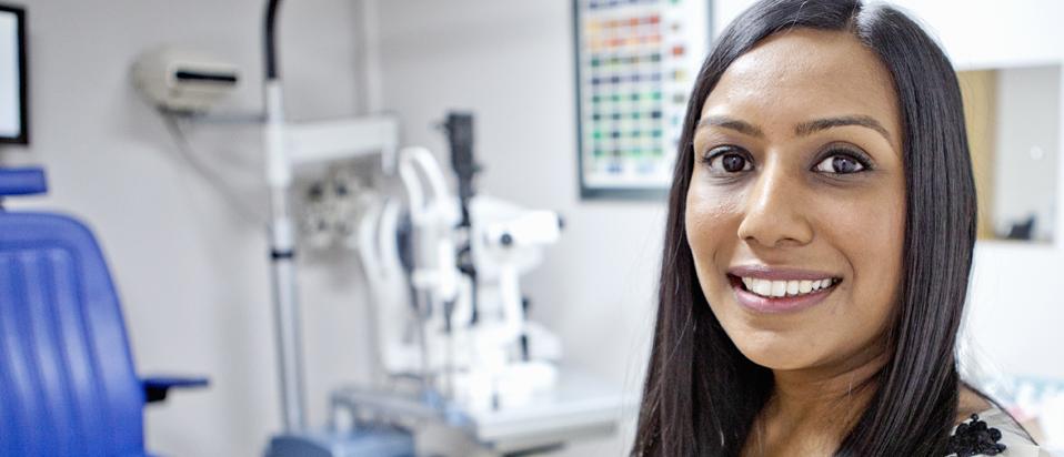 Optometrists' futures