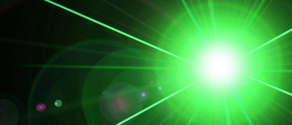 AOP concern over lasers