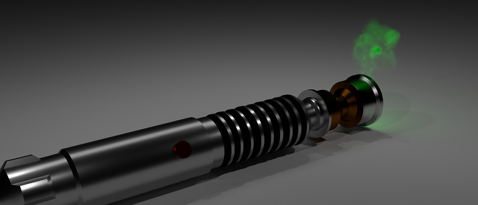 AOP highlight laser pen risk