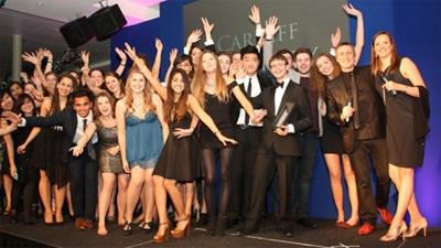 AFTA Award Winners Cardiff University