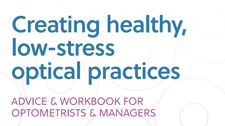 AOP launches guide for healthy, low-stress optical practices