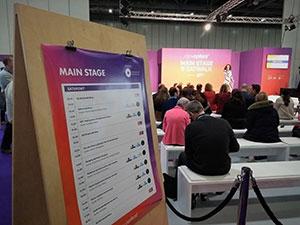 100% Optica 2019 main stage
