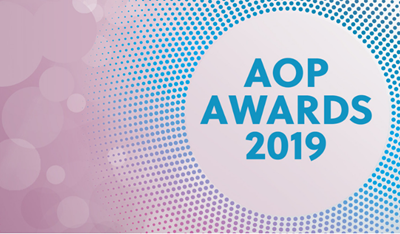 AOP awards logo