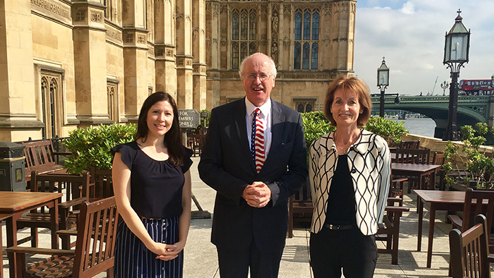 Announcing AOP Honorary Associates - our advocates in Parliament