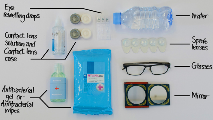 AOP festival eye care advice