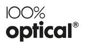 100% Optical logo