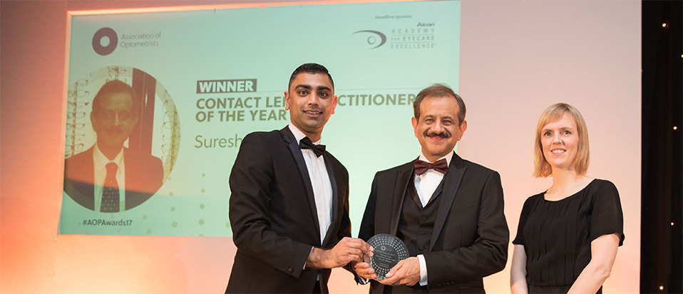AOP Awards 2017 CL practitioner of the year
