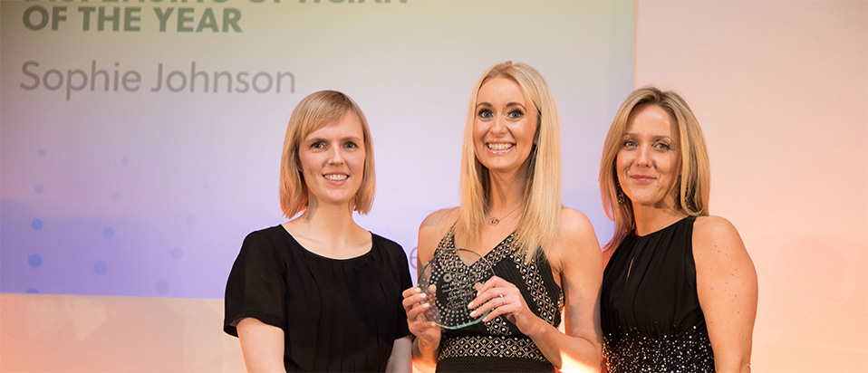 AOP Awards 2017 DO of the year