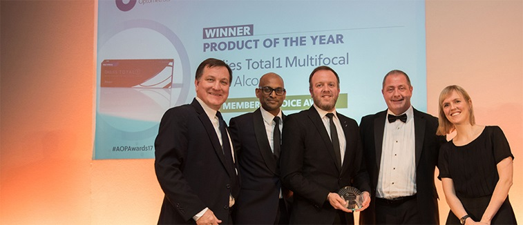 AOP Awards 2017 Product of the Year