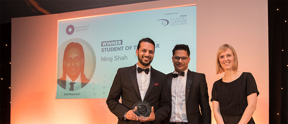 AOP Awards 2017 Student of the year