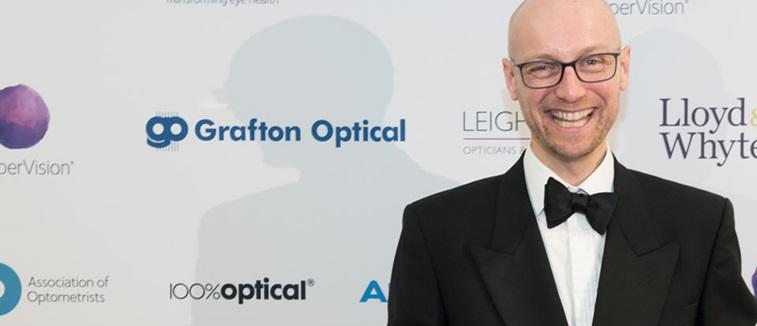 Winner Optometrist of the Year
