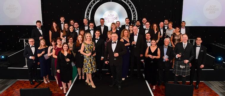2019 awards group photo