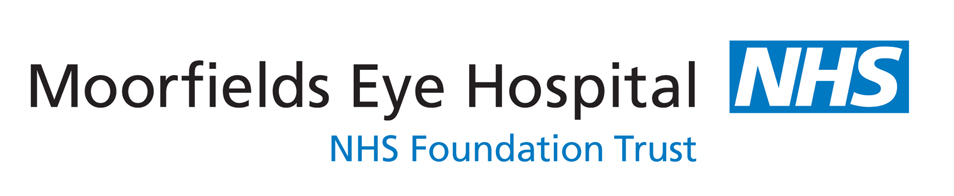 Moorfields Eye Hospital logo