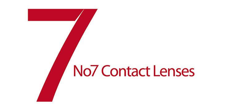 No7 Contact Lenses logo