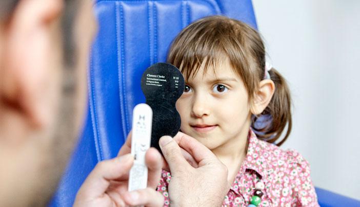 AOP promotes children's eye health