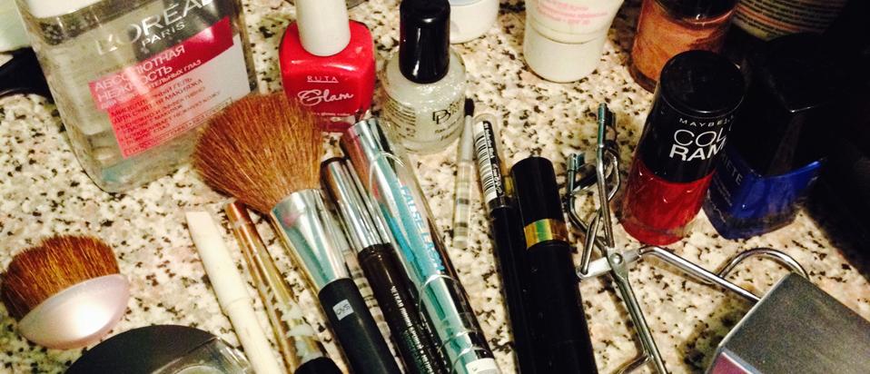 AOP advice on poor make-up hygiene