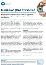 MGD leaflet cover