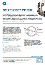 Your prescription explained thumbnail image