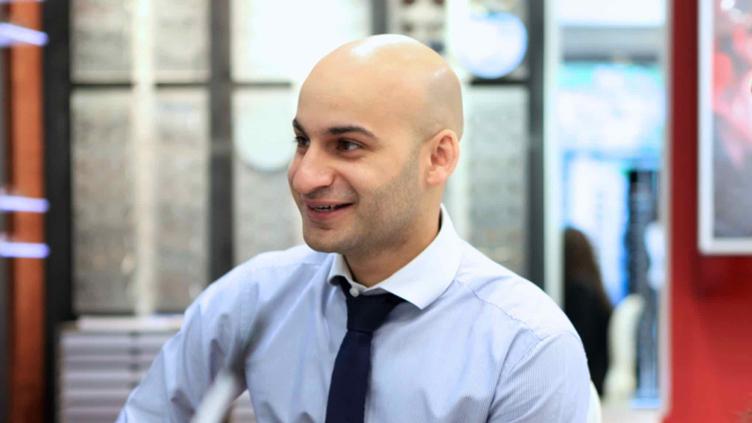 AOP member testimonial from Abbas Pirbhai