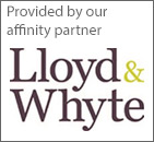 Lloyd and Whyte affinity partner logo