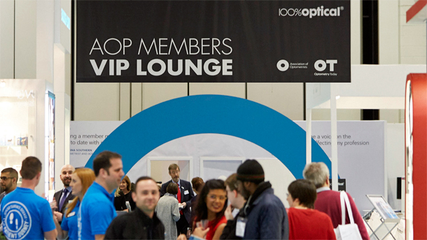 optometry member events AOP