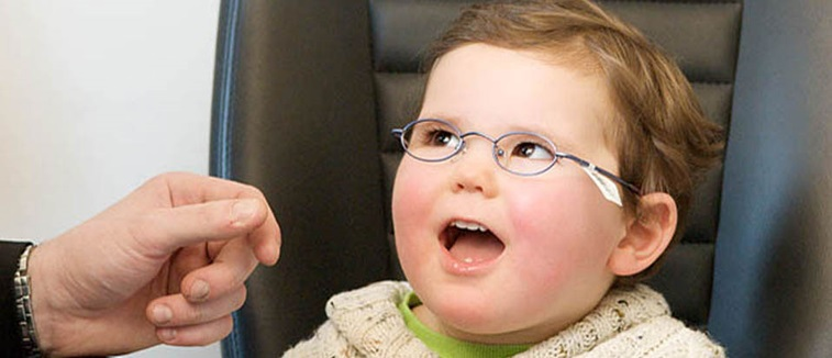 AOP encourages eye care services for young children
