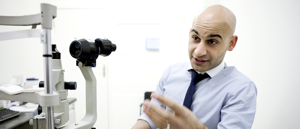AOP looks at Europe and optometry