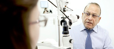 AOP believe in optometrists providing community services