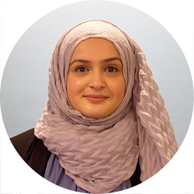 AOP Councillor Fatima Nawaz