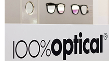 100% Optical display