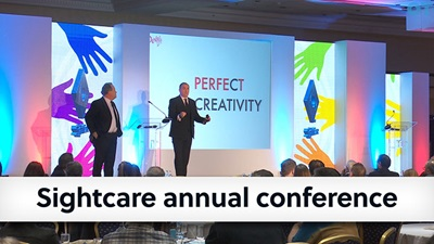 Sight Care Conference 2017 video