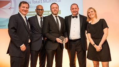 Alcon Product of the Year AOP Award winners