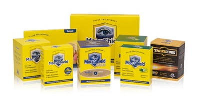 macushield energeyes products