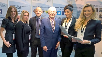 The Myers La Roche team at Optrafair 2016