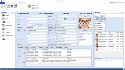 Optisoft Screenshot