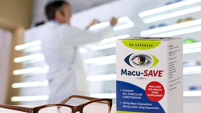 Macu-Save supplement