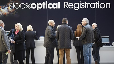 Essilor to exhibit at 100 Optical