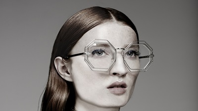 Karen Walker Eyewear spectacles frame