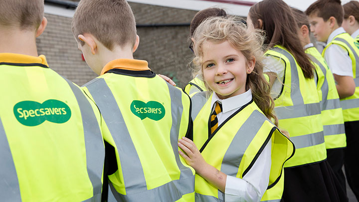 Specsavers Road Safety Week