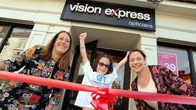 Vision Express Ashbourne