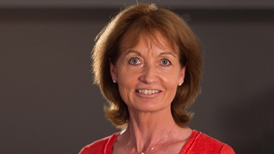 Chief executive of the AOP, Henrietta Alderman