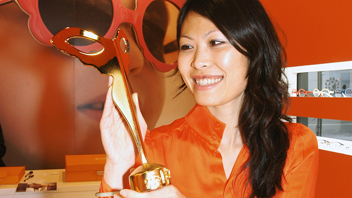 Ophthalmologist and founder of Zoobug, Julie Diem Le