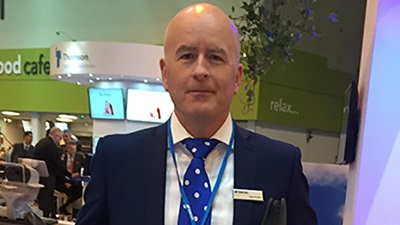 New Topcon UK field service manager, Mark Evans