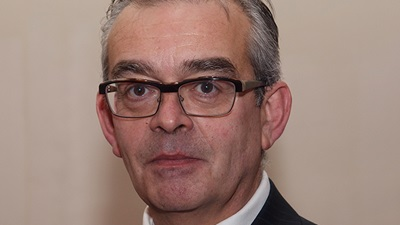 New chairman of the Federation of Manufacturing Opticians, Mark Truss