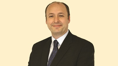 New service manager at Haag-Streit UK, Philip Kirk