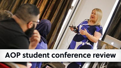 AOP Student Conference 2016