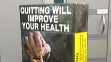 MPs vote in favour of plain plackaging for cigarettes