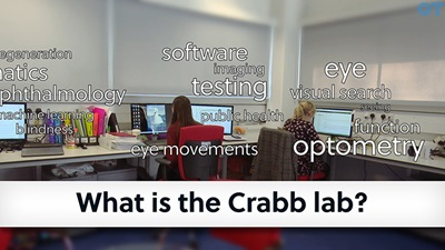 What is the Crabb lab?